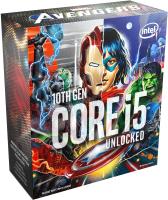 Процессор Intel Core i5-10600KA Avengers Edition (Box) -