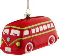 Елочная игрушка Erich Krause Decor Автобус / 47807 -
