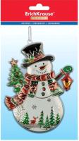 Елочная игрушка Erich Krause Decor Снеговик / 47671 -