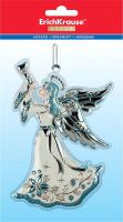Елочная игрушка Erich Krause Decor Ангел ледяной / 47678 -