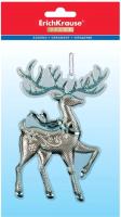 Елочная игрушка Erich Krause Decor Олень ледяной / 47676 -