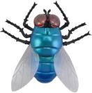 Игрушка на пульте управления Toys Робот-муха / 9921 -