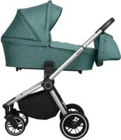 Детская универсальная коляска Baby Tilly Sigma T T-182 2 в 1 (Moss Green) -