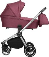 Детская универсальная коляска Baby Tilly Sigma T T-182 2 в 1 (Tryan Purple) -