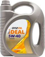 Моторное масло Onzoil Ideal SN 5W40 (4.5л) -