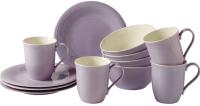 Набор столовой посуды Villeroy & Boch AG Color Loop Blueblossom / 19-5285-9028 -