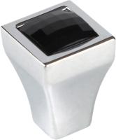Ручка для мебели Boyard Crystal RC425CP/CrBl.4 -