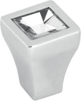 Ручка для мебели Boyard Crystal RC425CP/CrT.4 -