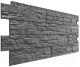 Фасадная панель Docke Stein Антрацит (426x1196) -