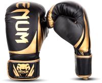 Боксерские перчатки Venum D106VB-10 (10oz, черный) -