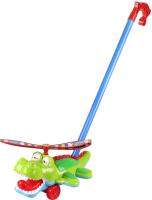 Игрушка-каталка Darvish Крокодил / DV-T-2072 -