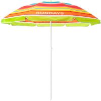 Зонт пляжный Sundays HYB1811 (радуга) -