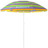 Зонт пляжный Sundays HYB1811 (разноцветный) -