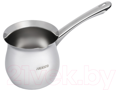 Турка для кофе Ardesto Black Mars / AR0814S (500мл)
