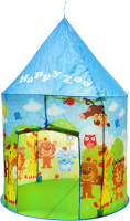 Детская игровая палатка Bondibon Веселые игры. Зоопарк / ВВ4484 -