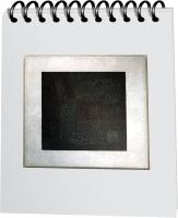 Скетчбук Попурри Малевич. Черный квадрат-5274 -