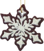 Елочная игрушка Erich Krause Падающая Снежинка / 41050 -