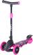 Самокат Ridex Robin 3D (неоновый розовый) -