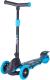 Самокат Ridex Robin 3D (неоновый голубой) -