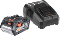 Аккумулятор для электроинструмента AEG Powertools Set L1840AL -