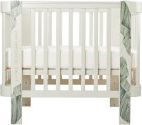 Детская кроватка Happy Baby Mommy Love / 95024 (Sage New) -