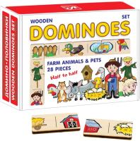 Домино Анданте Домашние животные. Домино, пазл / RDI-D542а -
