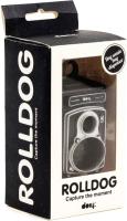 Контейнер для уборочных пакетов Doiy Rolldog / DYPOLADBK -
