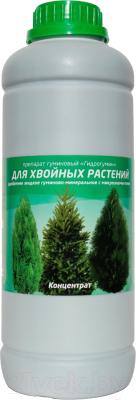 Стимулятор роста для растений, 3 шт. Биохим Гидрогумин Для хвойных растений