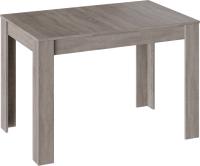 Обеденный стол ТриЯ Ганновер тип 1 (дуб сонома трюфель) -