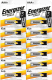 Комплект батареек Energizer Power ALK/AAA BP12 / E302283400 (12шт) -