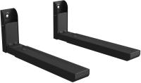 Кронштейн для крепления микроволновой печи Ultramounts UM 888B (черный) -