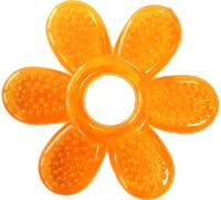 Прорезыватель для зубов Baboo Цветочек 6-003 (оранжевый) -