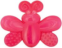 Прорезыватель для зубов Baboo Бабочка 6-004 (розовый) -