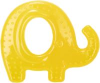 Прорезыватель для зубов Baboo Слоник 6-007 (желтый) -