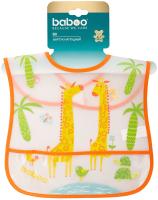 Нагрудник детский Baboo Love Story Giraffe / 11-003 -
