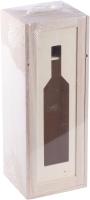 Коробка подарочная для бутылки Белбогемия 24653111 / 84632 -
