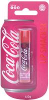 Бальзам для губ Lip Smacker С ароматом Coca-Cola Cherry (4г) -