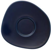 Блюдце Villeroy & Boch Organic Deep Blue / 19-5290-1310 -