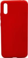 Чехол-накладка Digitalpart Silicone Case для Redmi 9A (красный) -