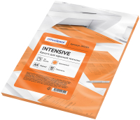 Бумага OfficeSpace 245184 (50л, интенсив оранжевый) -