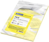 Бумага OfficeSpace 245188 (50л, пастель желтый) -