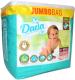 Подгузники детские Dada Extra Soft 4+ Jumbo Bag (74шт) -