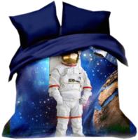 Покрывало Софтекс Цифровая печать Космос 215x160 -