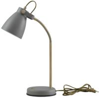 Настольная лампа ArtStyle HT-703GY (серый/латунь) -