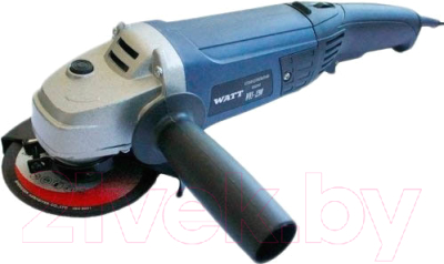 Угловая шлифовальная машина Watt WWS-1200 (4.012.125.00)
