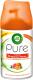 Сменный блок для освежителя воздуха Air Wick Pure 5 эфирных масел апельсин и грейпфрут (250мл) -