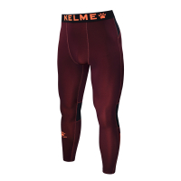 Термоштаны Kelme Tight Trousers Thin / 3881107-670 (M, бордовый) -