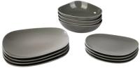 Набор тарелок Villeroy & Boch Organic Taupe / 19-5166-7271 (12пр) -