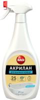Чистящее средство для ванной комнаты Bagi Акрилан (400мл) -
