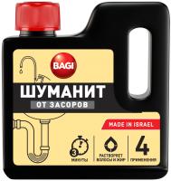 Средство для устранения засоров Bagi Шуманит (280гр) -